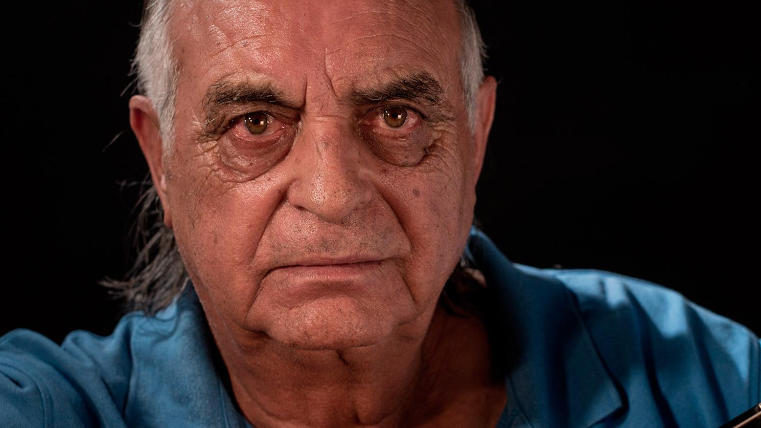 Santos Jiménez, el padre